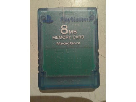 playstation 2 memorijska kartica magic gate ispr sa sli