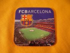 podmetač FC Barcelona, teget, ima falinku