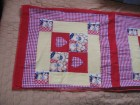 pokrivač za bebe patchwork (pačvork) nekorišćeno