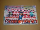 poster FK Proleter ZR, 1989 1990, KRŠ