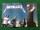 poster Metallica, Trace Cyrus
