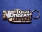 privezak za ključeve, Legend