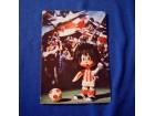 razglednica maskota Crvene Zvezde