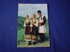 razglednica nošnja Crna Trava