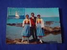 razglednica nošnja sa Jadrana