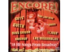 razni izvodjaci - ENCORE! - 18 HIT SONGS FROM BROADWAY