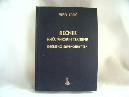 rečnik računarskih termina, Vera Tasić