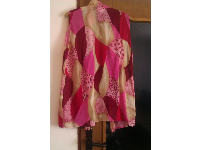 rozo-sarena kosulja Lisa Tosca