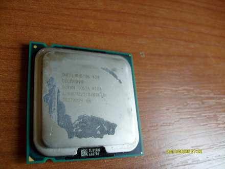 s775 - Intel Celeron 420 - 1.60 GHz / 512K / FSB 800