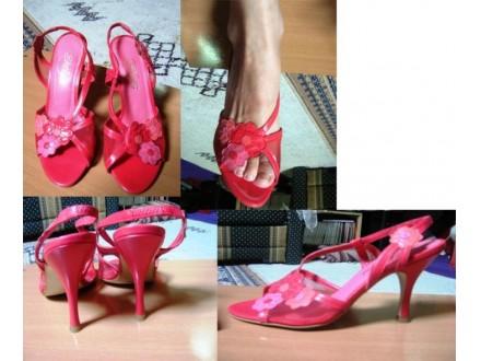sandale kozne -Shellys-37-nove