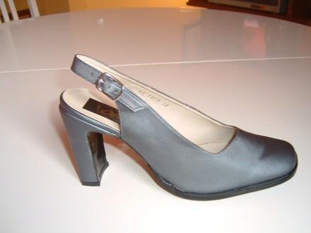 sandaleta siva