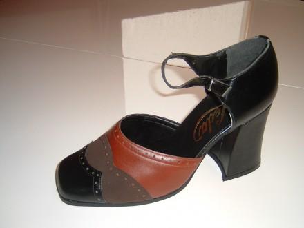 sandalete Leda