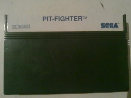 sega master sistem 1 i 2 pit-fighter ispravna sa slika