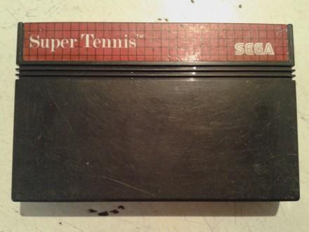 sega master sistem 1 i 2 super tenis igrica ,ispr ko sa