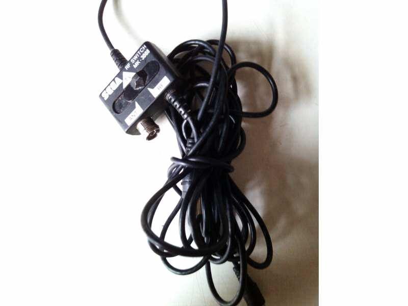 sega master sistem 1i2 adapter ispravan kao sa slike