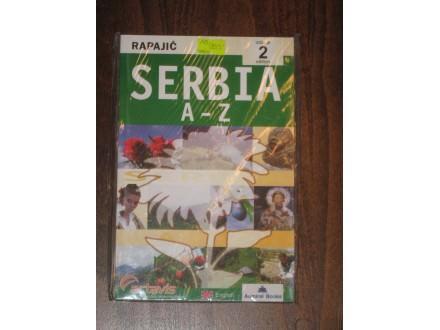 serbia a-z - rapajić (NOVO)