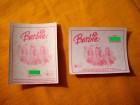 sličica Barbie Princess Collection br B20