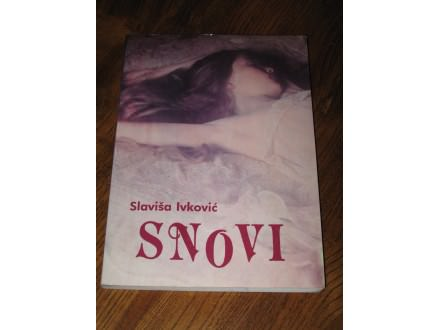 snovi (sanovnik) - s. ivković