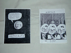 strip fanzin Krpelj, dva tanka, br 293 i 371