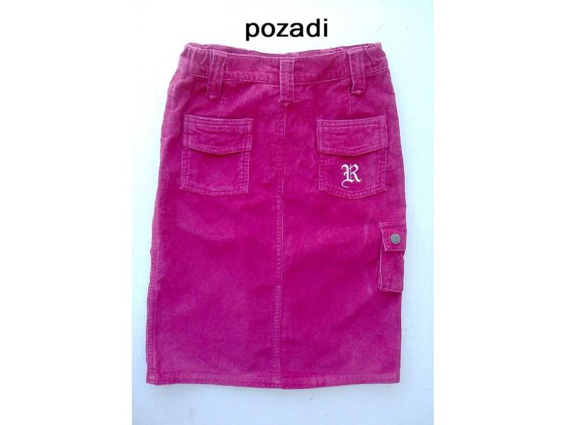 suknja za devojčice br 128 PORT LUIS