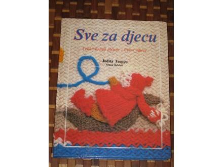 sve za decu - velika knjiga pletene i šivene odeće