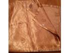 svecani nadstolnjak u zlatnoj boji,83x82cm