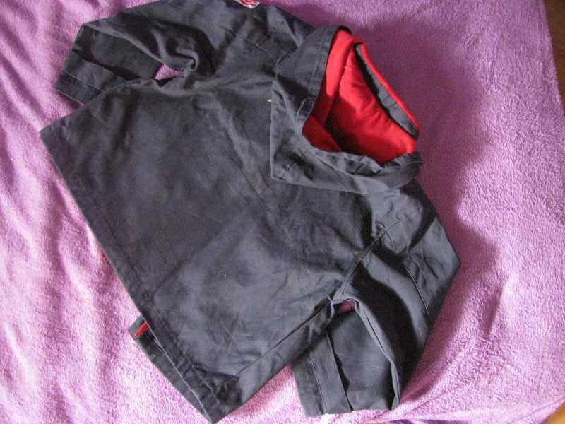 teget jakna za prolazno vreme,110/116, nekorišćena