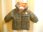 topla zimska jakna, logo meda