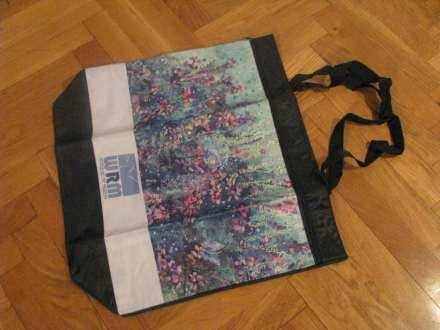 torba sa cvetićima, NOVO