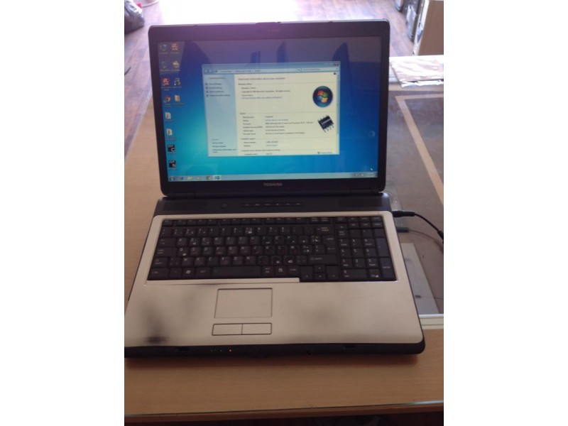 toshiba satellite l350d -105