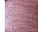 traka od jute ,roze,7.5cm/m
