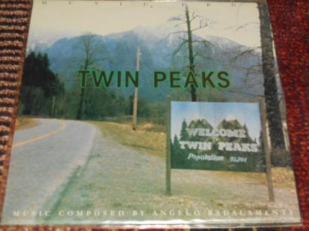 twin peaks (muzika iz filma) MINT !!!