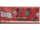 ulaznica za derbi Crvena Zvezda - Partizan 2005