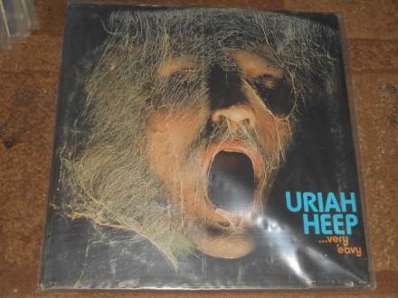uriah heep - ...very *eavy ...very *umble (UK pres)