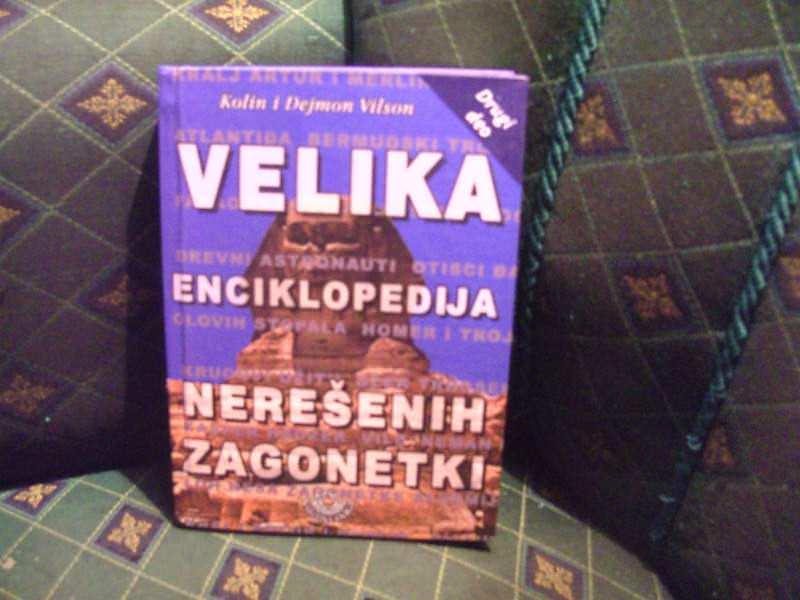 velika enciklopedija nerešenih zagonetki,  I deo