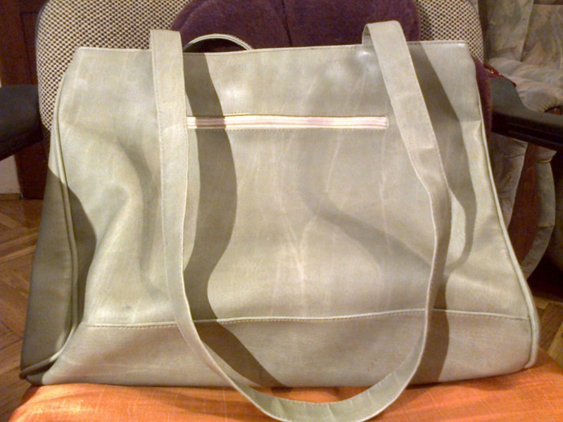 velika siva torba MF