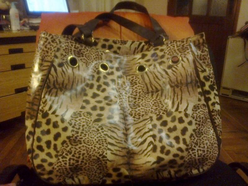 velika torba animal dezen