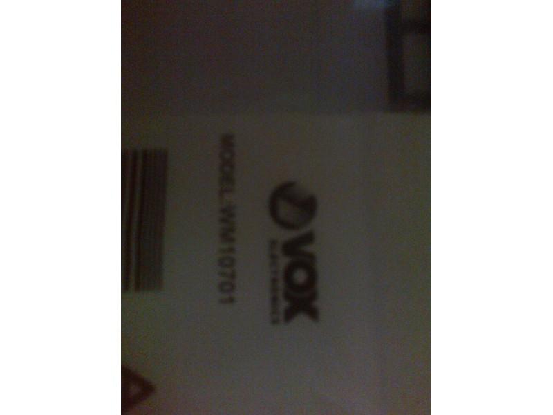 ves masina VOX WM10701