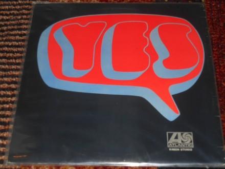 yes - 1.album (UK 2.pres 1971.) 5/5