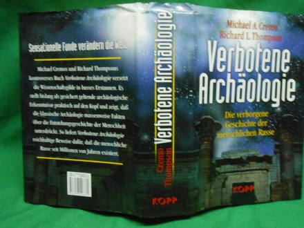 zabranjena arheologija:Verbotene Archäologie
