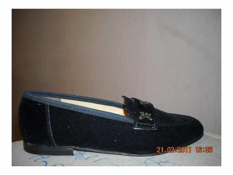 zenska ravna cipelica